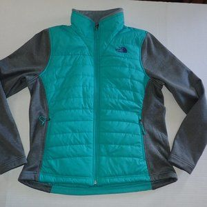 North Face Jacket Mash-Up Full Zip Insulated Hybr